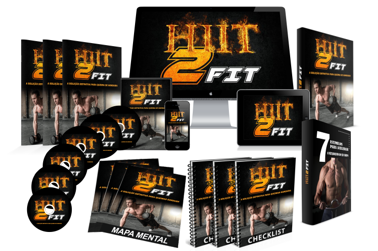 PACOTE COMPLETO HIIT 2 FIT